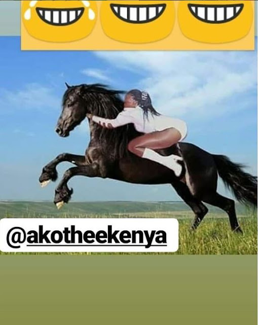 Singer Akothee Debuts New Memes After Ratchet Performance