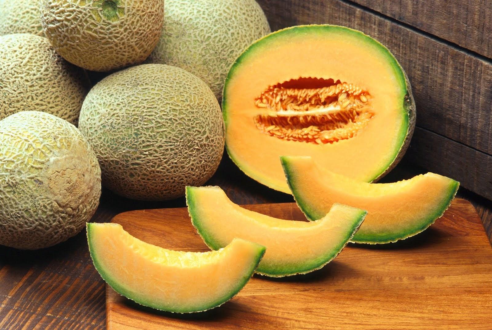 Manfaat Super Buah Melon Untuk Kesehatan