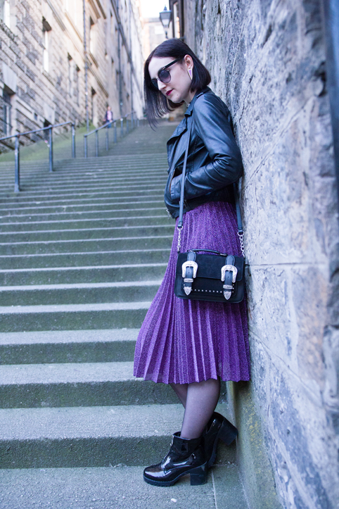 scottish fashion blogger