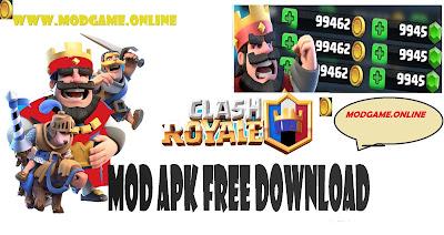 Clash royale latest mod version download