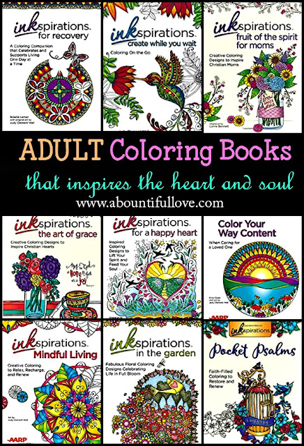 The Most Inspiring Coloring Books
