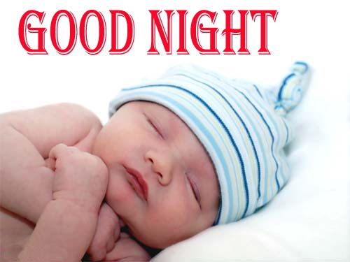 Good Night Sweet Baby Boy Image