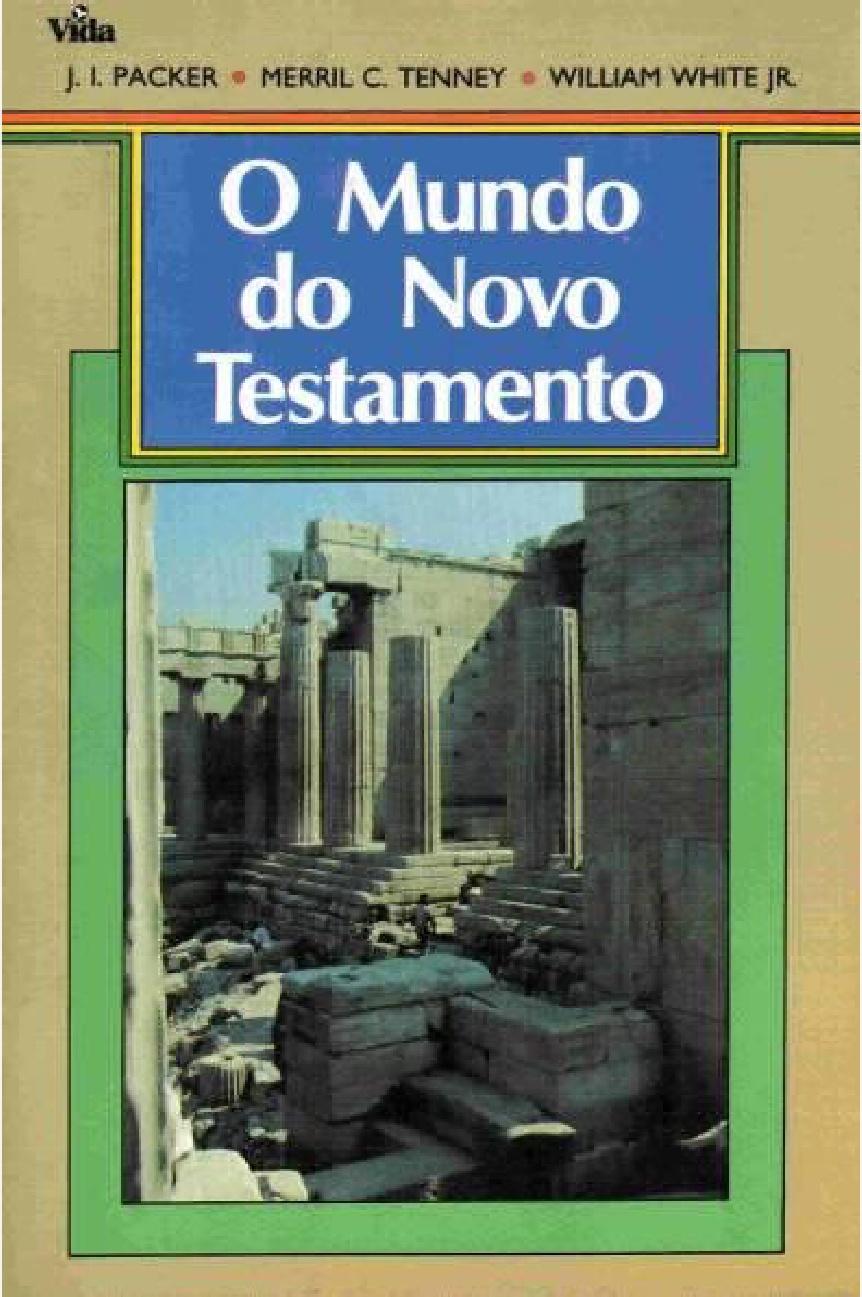 Vários Autores-O Mundo Do Novo Testamento-