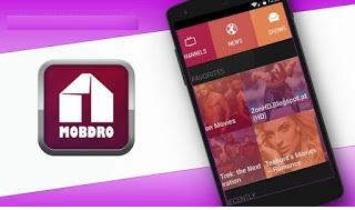How to install Mobdro Apk
