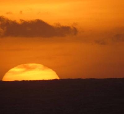 Kuta Beach Bali - Beautiful Sunset in Bali