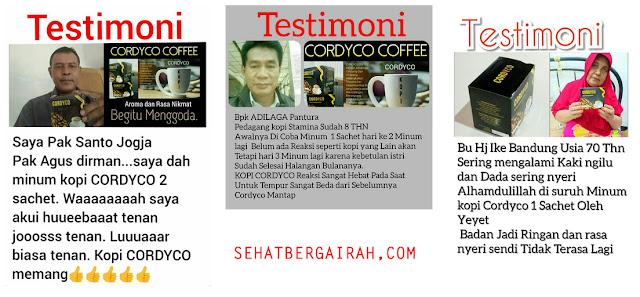cordyco coffee, testimoni kopi cordyco, kopi cordyco,