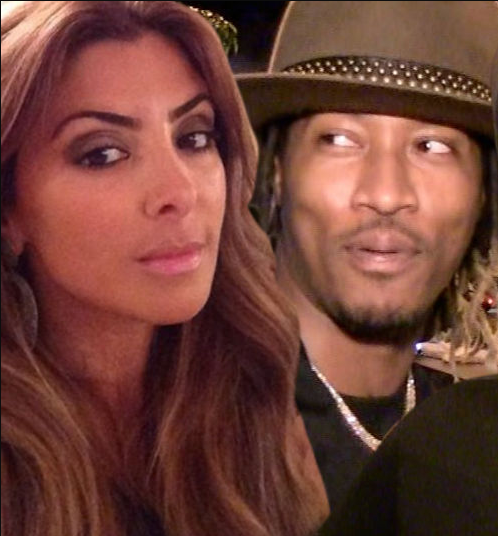 40bbe5e63 Earlier this year Atlanta rapper Future and Scottie Pippen s wife Larsa  carried on a brief affair  click here if you missed that .