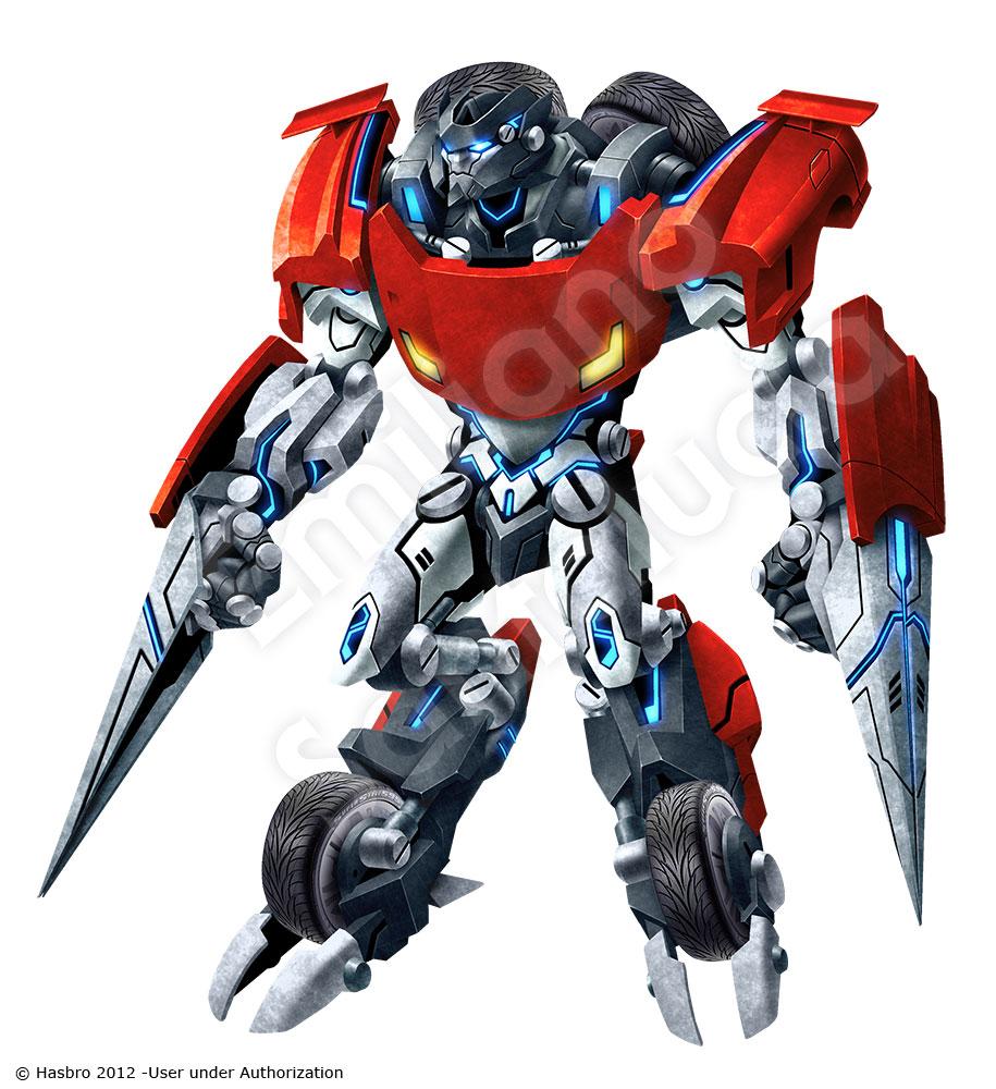 Santalux: Emiliano Santalucia's Blog: Transformers