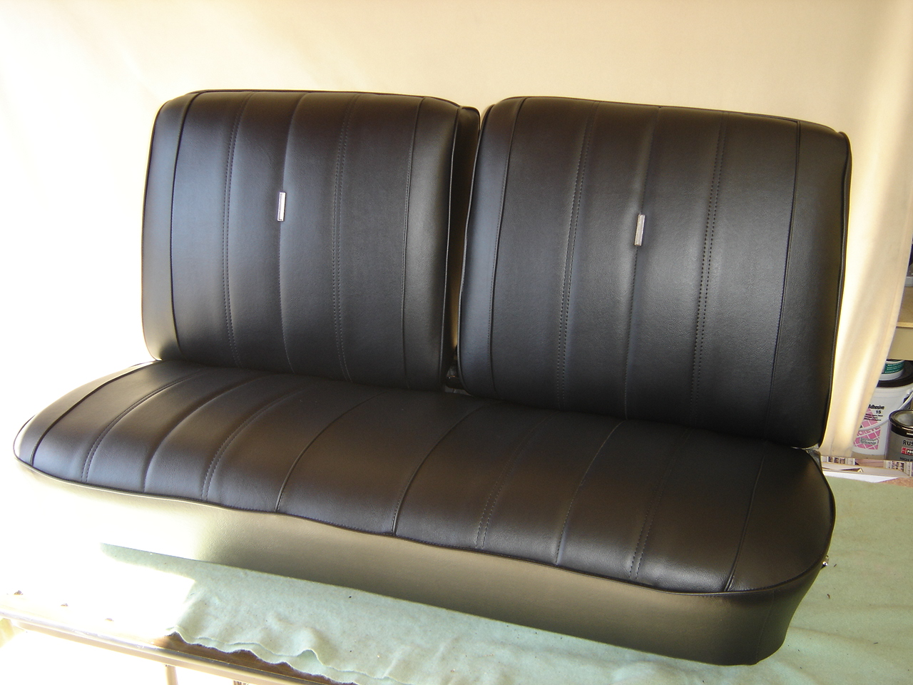 1966 Chevelle Split Bench Seat Classic Seat Restorations