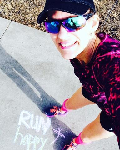 Red Shoe Half Marathon  Iowa City