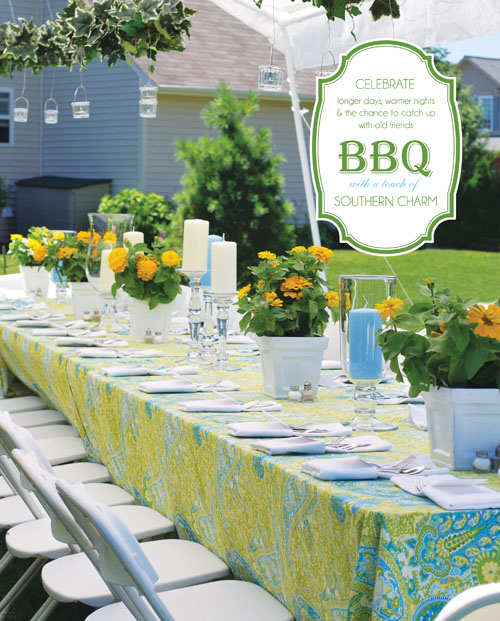 Backyard Bbq Wedding Reception Ideas: Dawnsboutique: 7 Gorgeous Backyard Ideas You Can Create