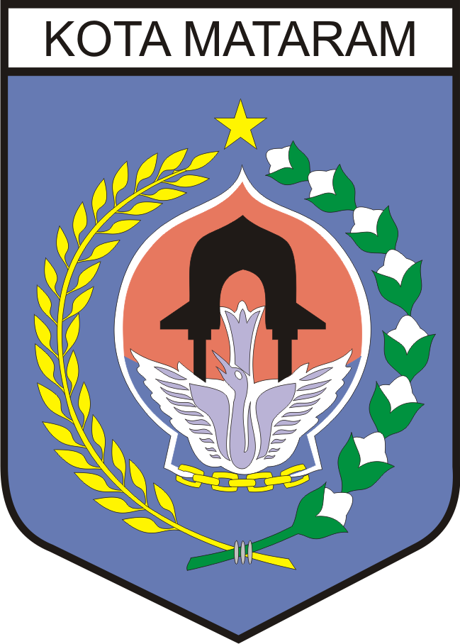 Logo Kota Mataram Kumpulan Logo Lambang Indonesia