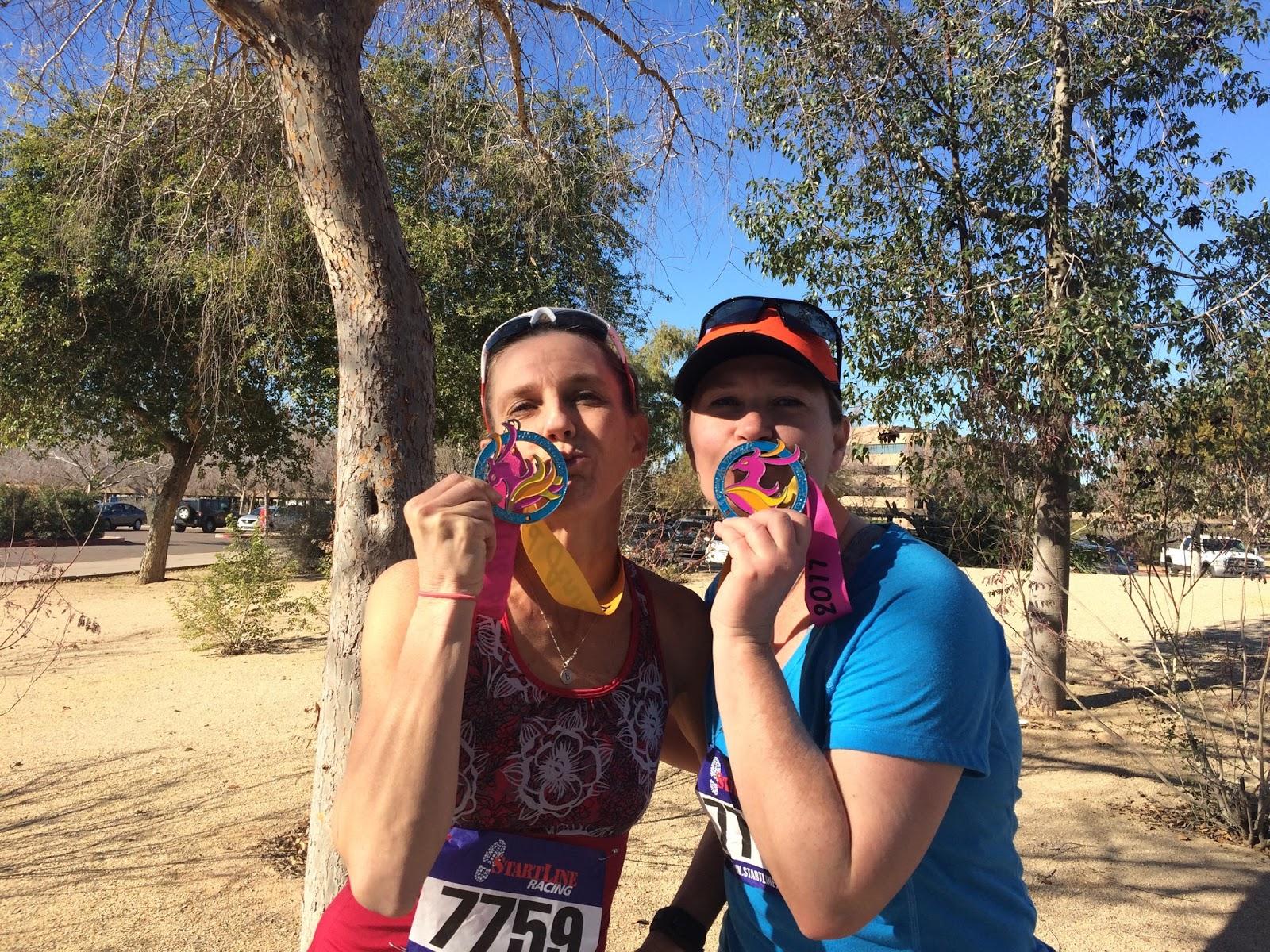 Shut Up + Run: 2017 Phoenix Womens Half Marathon Race Report