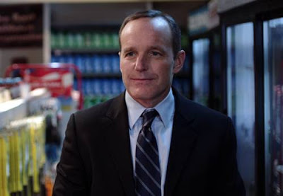 Superhero Anggota Avengers Phil Coulson