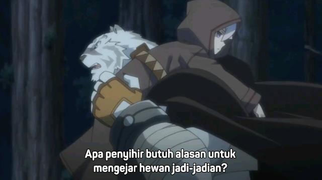 Zero Kara Hajimeru Mahou no Sho Episode 01 Subtitle Indonesia