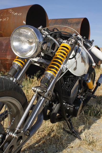 Farnam RD400 Yamaha CHOPPRD Motorcycle