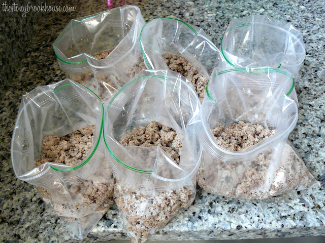 Freeze Ground Turkey