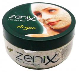 Zenix Argan Yağı Kil Maskesi