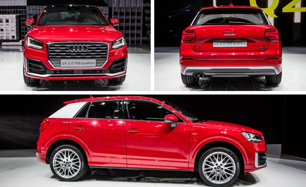 2017 Audi Q2 Reviews