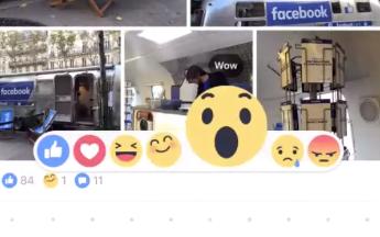 今天你的心情如何? Facebook 推出6種表情模式,哈哈還是傷心任你選