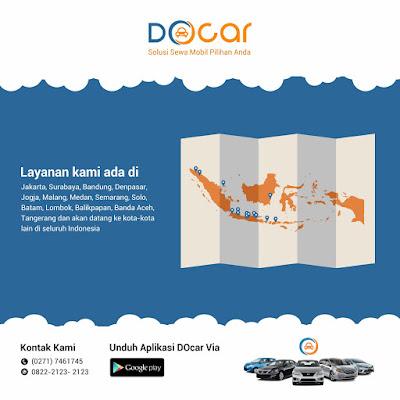 Docar Aplikasi Sewa Mobil Online