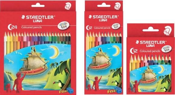 Pensil warna watercoloured