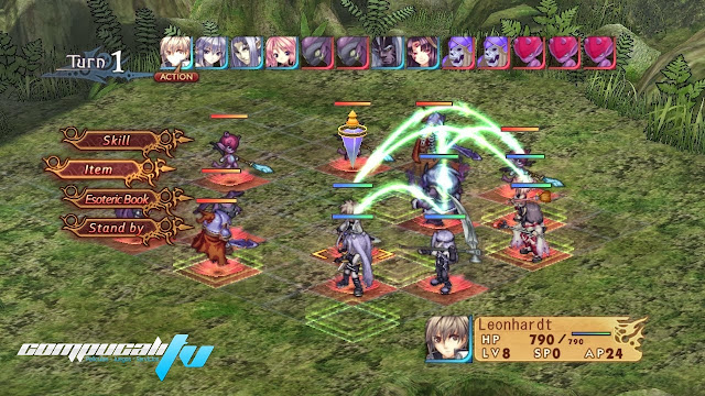 Agarest Generations PC Full