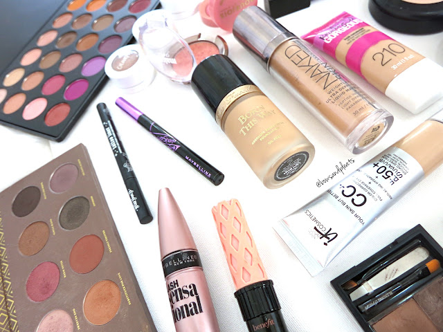 My Favourite Makeup Items for 2015