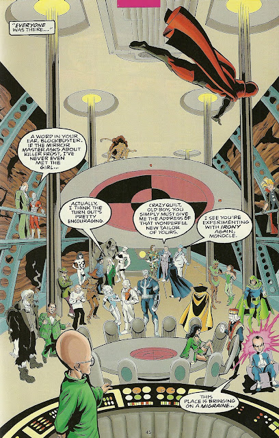On Mark Millars Wanted Secret Society Of Super Villains