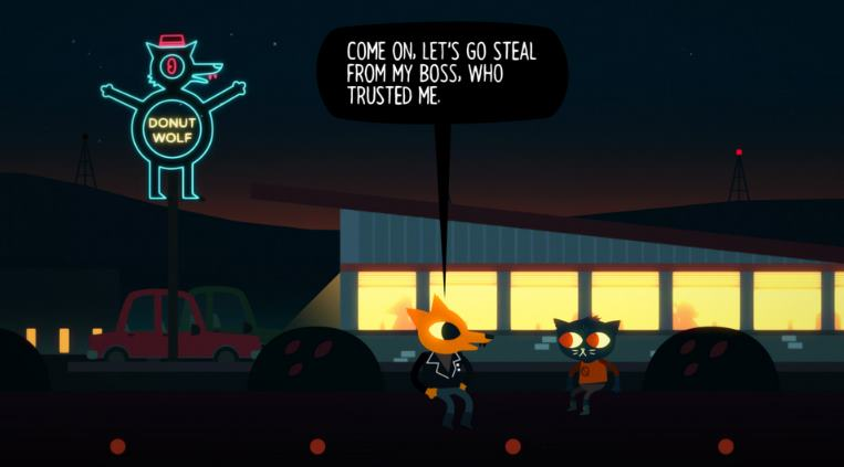 Night in the Woods PC Full Español