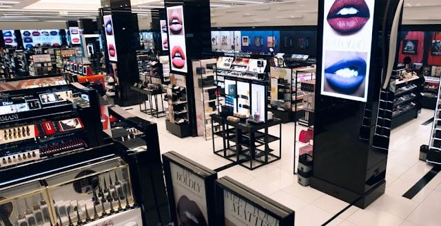 Onde comprar maquiagens em Chicago