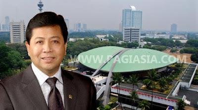 Setya Novanto : Pembentukan Panitia Khusus Hak Angket KPK Harus Segera Di Bentuk