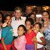 Senhor do Bonfim: Moradores da Missão do Sahy receberam Brasileiro de braços abertos
