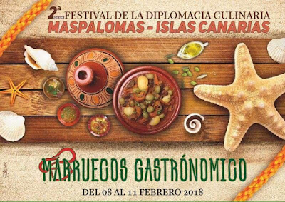 La deuxième édition du festival culinaire marocain aura bientôt lieu à Maspalomas avec des couleurs africaines