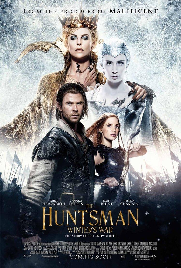 O Caçador e a Rainha do Gelo - HD 720p - Legendado
