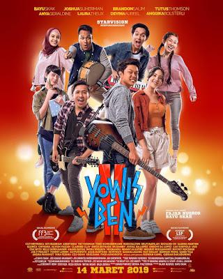 Sinopsis Film Yowis Ben 2