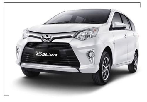 Mobil LCGC Toyota Alami Penurunan di 2018