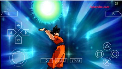 Download Dragon Ball Z Shin Budokai Another Road USA ISO PPSSPP High Compress Terbaru 2017 Gratis
