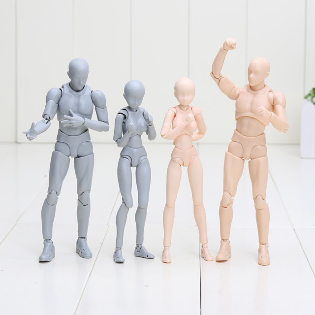 SHF mankun womankun
