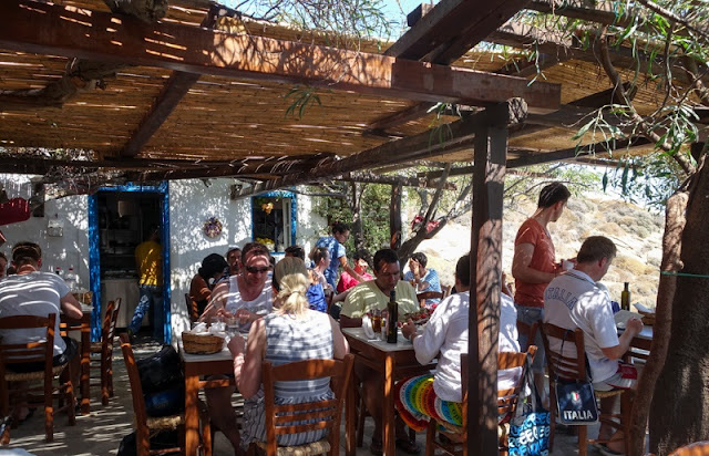 Restaurante Kikis, Mykonos
