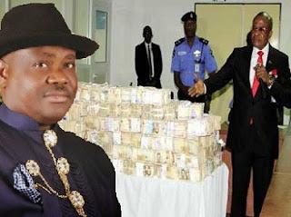 Wike N111m INEC Bribe