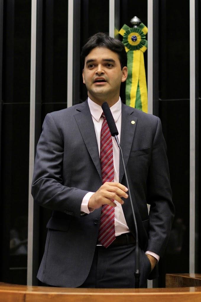 Rubens Jr. apresenta parecer a projeto que tipifica crime hediondo contra servidor público em decorrência da função