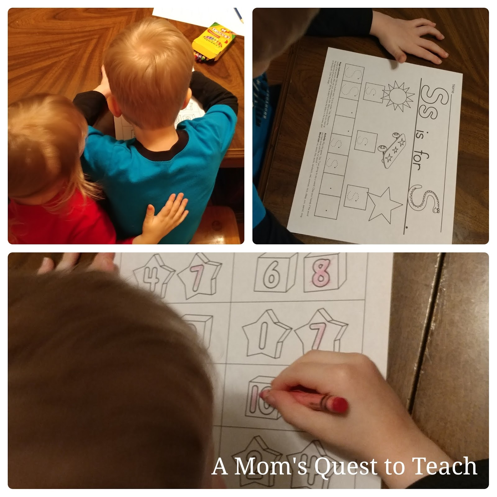 A Mom S Quest To Teach Reviewing The Starfall Home