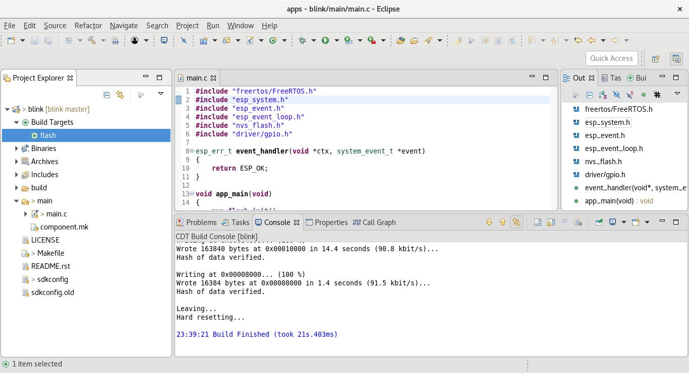 Setup development environment for ESP32 - Part 2 | TRYNC