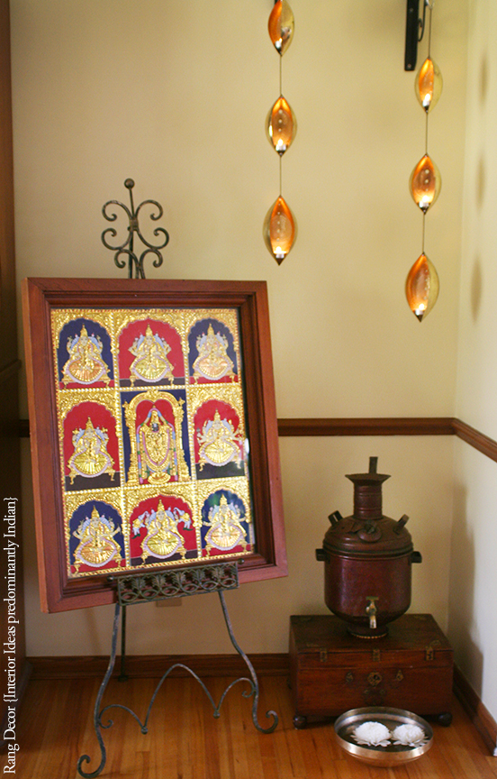 Rang Decor Interior Ideas Predominantly Indian Diwali A Tribute To Terracotta The Red Clay