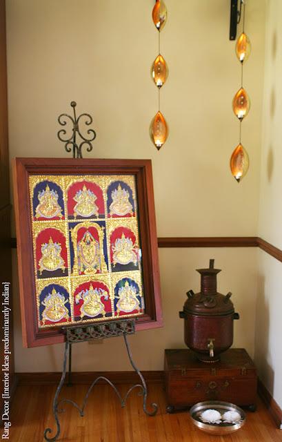 Rang Decor Interior Ideas Predominantly Indian Diwali