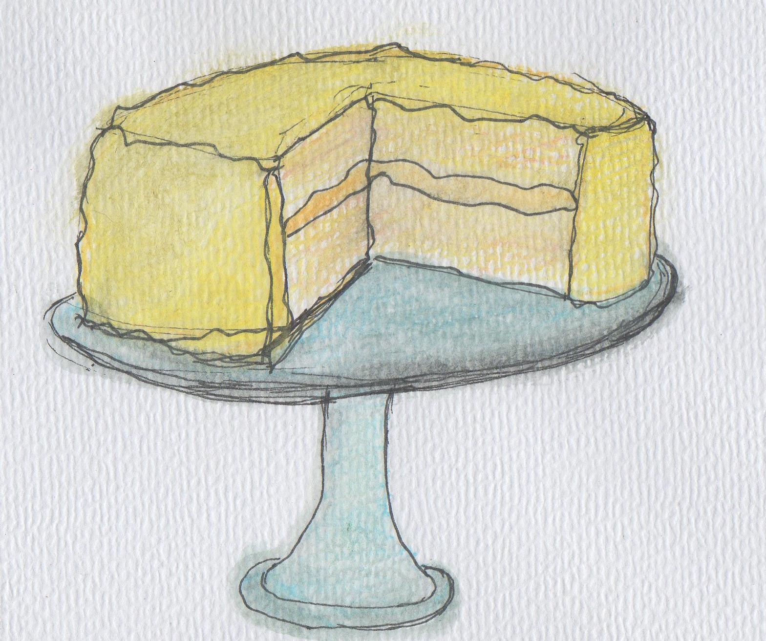 Lemon Cake Mom Certified