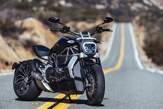 New Model Ducati Bikes 2019