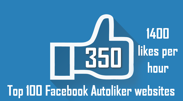 Top 100 Autoliker Websites