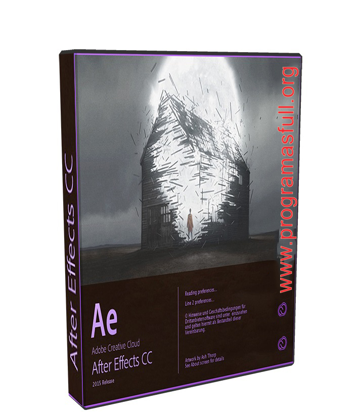 Adobe After Effects CC 2018 v15.0.1.73 poster box cover